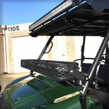 Roll-Bar Basket (Aluminum)