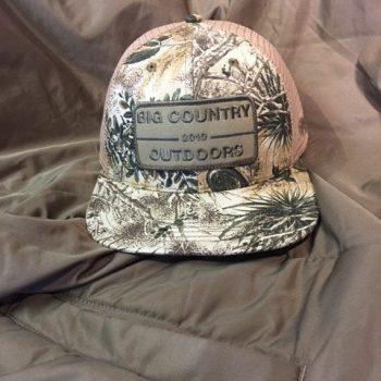 BCO Hat - CAMO