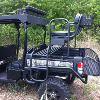 UTV Aluminum High Seats