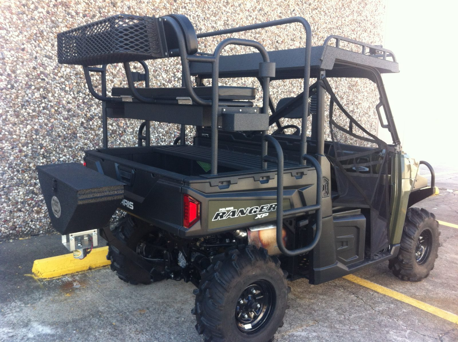 Polaris Ranger Single Cab