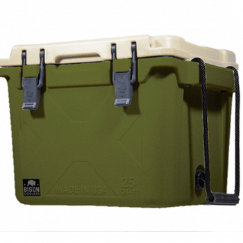 25 Quart BISON Cooler (GEN 2)